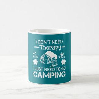 To Go Camping Coffee Mug