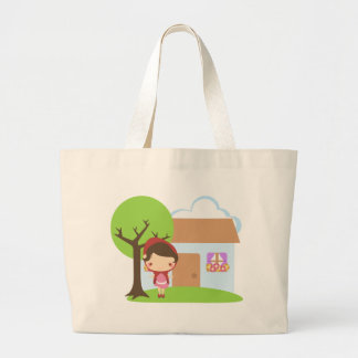 To Grandma's House We Go! Canvas Bags