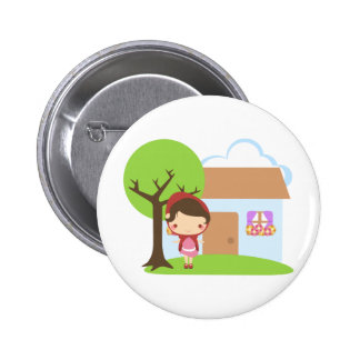 To Grandma's House We Go! 2 Inch Round Button