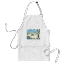 to Grandmothers House Adult Apron