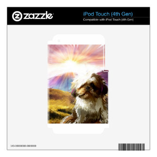 to great spirit.jpg skin for iPod touch 4G