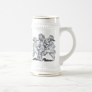 To grow up in unity, bonded by blood,is to shar... beer stein
