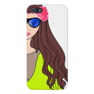 to hair iPhone SE/5/5s case