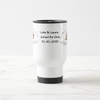 To Have And To Hold To Keep Your Drink Cold Beer Mug