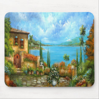 To Heaven and Back Tuscany Design Mouse Pad