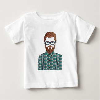 to hipster baby T-Shirt