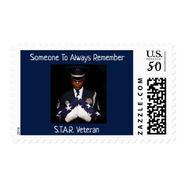 To Honor and Remember Veterans Fundraiser Postage