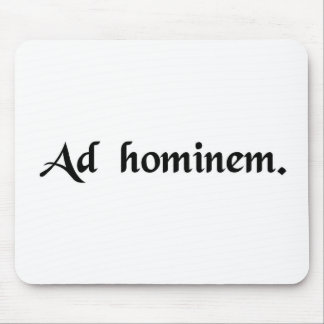 to humaness mouse pads