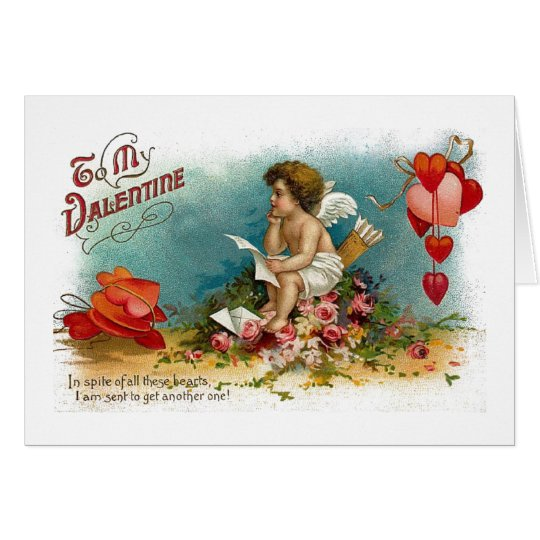 To Husband Valentine's Day Card