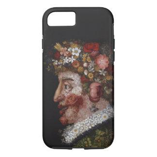 """To Imagination - Guiseppe Arcimboldo's """"Spring"""" iPhone 8/7 Case"""