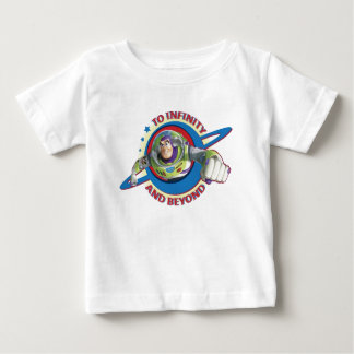 To Infinity and Beyond Logo Disney Baby T-Shirt