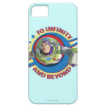 To Infinity and Beyond Logo Disney iPhone 5 Cover