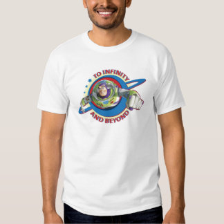 To Infinity and Beyond Logo Disney T Shirt