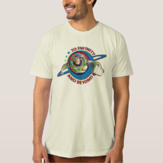 To Infinity and Beyond Logo Disney T-shirts