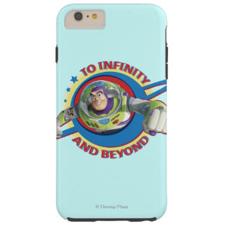 To Infinity and Beyond Logo Disney Tough iPhone 6 Plus Case