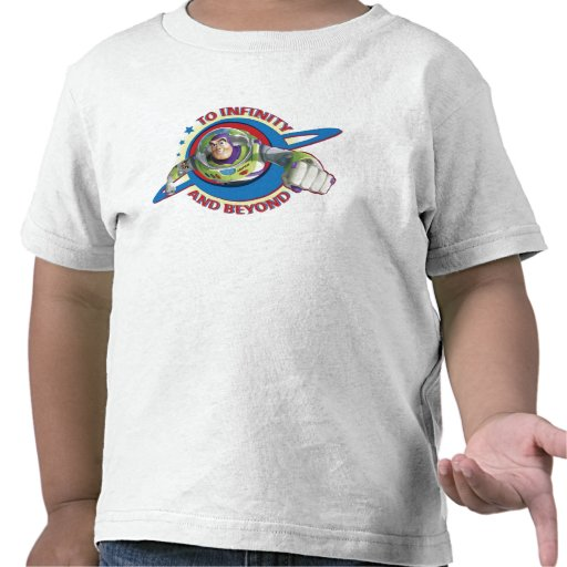 To Infinity and Beyond Logo Disney Tshirt