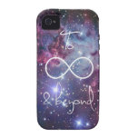 To Infinity & Beyond Vibe iPhone 4 Covers