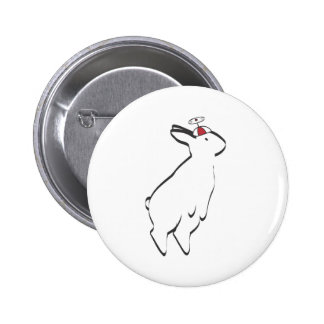 TO INFINITY PINBACK BUTTON