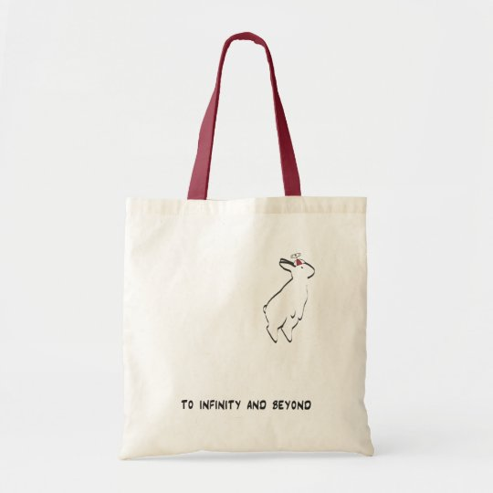 TO INFINITY TOTE BAG