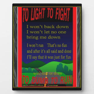 To light to fight plaque