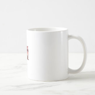 To live is the rarest thing in the world.... classic white coffee mug