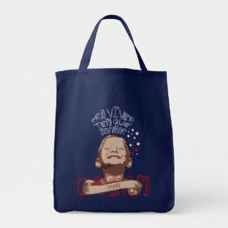 To live it has that to dream tote bag