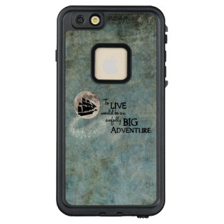 To live would be an awfully BIG Adventure Case