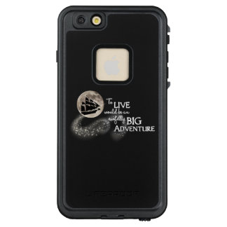 To live would be an awfully BIG Adventure LifeProof® FRĒ® iPhone 6/6s Plus Case