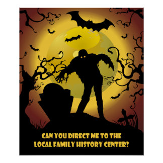 To Local Family History Center Print