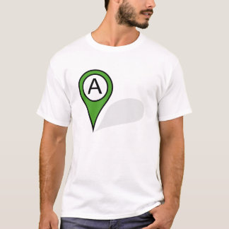 to marker map T-Shirt