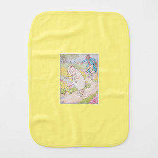 to-market to-market baby burp cloth