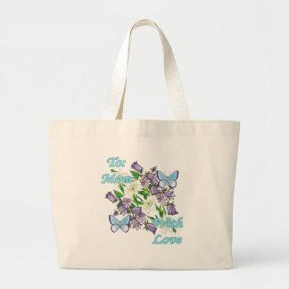 To Mom Tote Bag