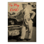 TO MY DAD...BUICK CARD