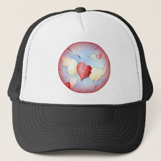 To my friends with love trucker hat
