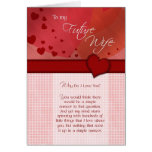To my future wife Why do I love you Greeting Cards