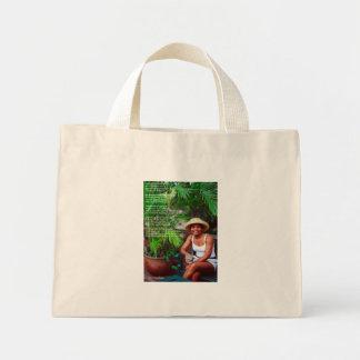 To My Granddaughter Tote Bag