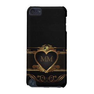 To My Heart Love Luxury Golden iPod  5 case