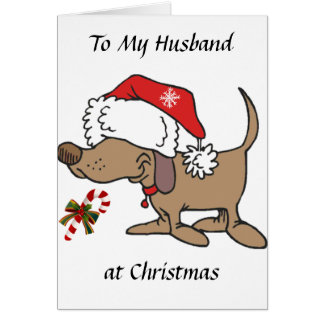 """TO MY """"HUSBAND"""" WHO MAKES EVERYDAY SPECIAL CARD"""