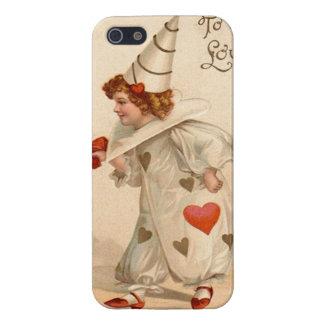 To My Love Vintage Valentine iPhone 5 Case