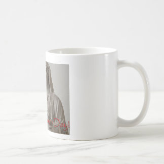 To my mother, who can't be beat… basic white mug