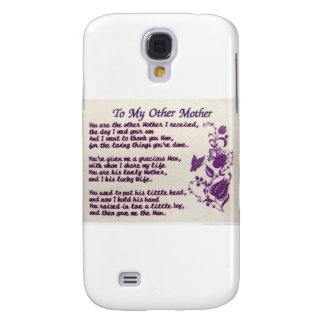 To My Other Mother; Thank You Samsung S4 Case