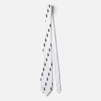 To my own beat neck tie