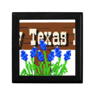 To my Texas Roots Jewelry Box
