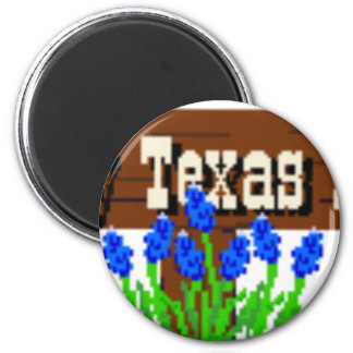 To my Texas Roots Magnet