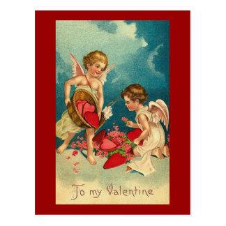 To My Valentine (9) Postcard