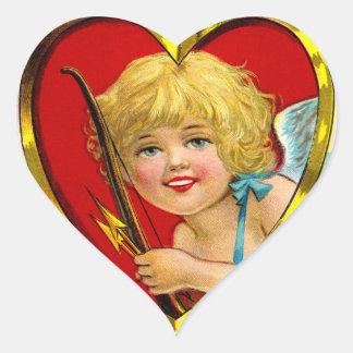 To My Valentine Heart Sticker