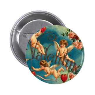 To My Valentine Pinback Button