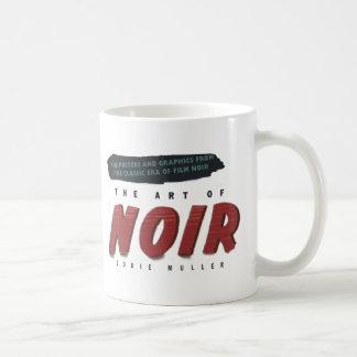 to noir art mug
