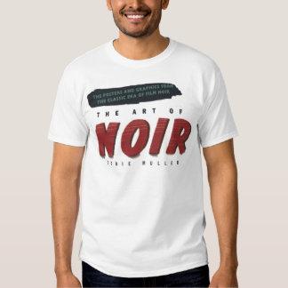 to noir art t shirt