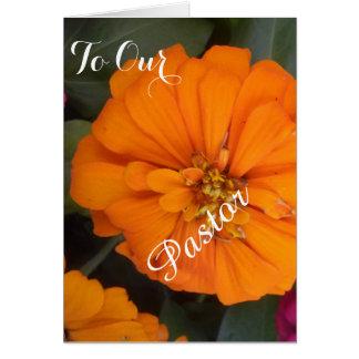 Pastor Appreciation Cards | Zazzle